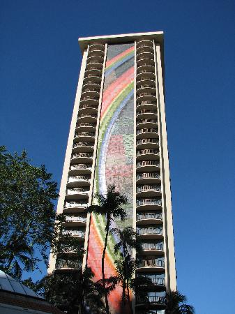 Hilton Hawaiian Village Waikiki Beach Resort The Rainbow Tower