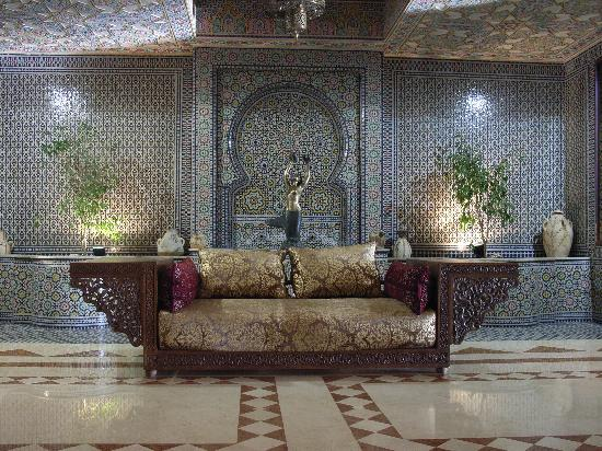 Zaki Hotel: Eingangsbereich