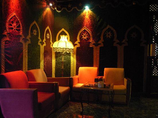 Zaki Hotel: Die Bar