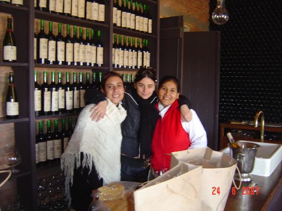 Carmelo Resort & Spa, the Unbound Collection by Hyatt : Finca Narbona, with Sandra and Patricia