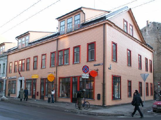Central Hostel: Hostel
