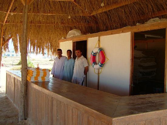 Swisscare Nuweiba Resort Hotel: The lovely staff