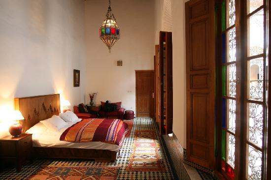 Dar Roumana: Bedroom 1