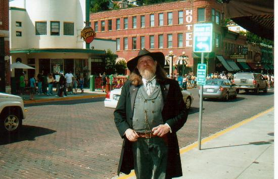 Holiday Inn Express Deadwood: Mainstreet Character