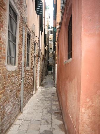 Residenza Ca' San Marco: Have no fear - you're almost there