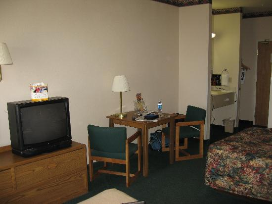 Motel 6 Waco - Woodway : seating area