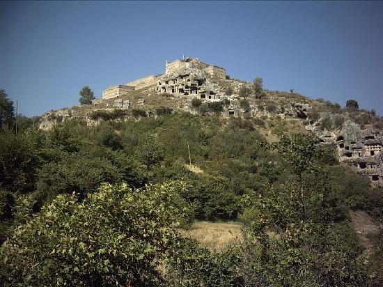 Hisaronu, Turkey: ghost village