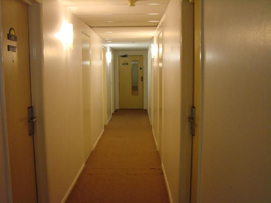 Days Inn Gretna Green M74: Days Inn Gretna Green - corridor