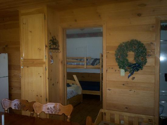 Broadleaf Guest Ranch: cabin