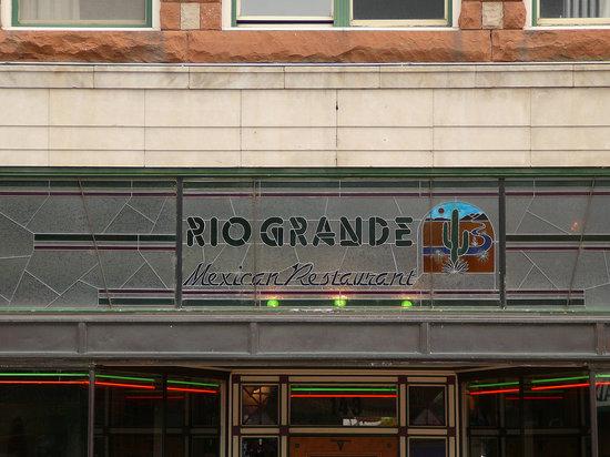Rio Grande Mexican Restaurant Front