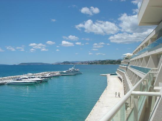 Le Meridien Lav Split : View from Balcony #2
