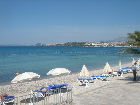 Le Meridien Lav Split : Beach
