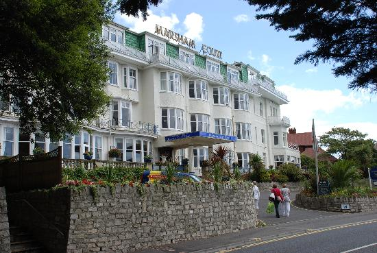 Marsham Court Hotel: The MC Hotel in the sunshine - and there wasn't much of it in the first week of July!!