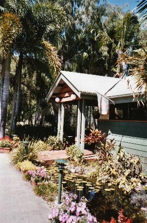 Colonial Village Resort: Reception, Colonial Village YHA, Hervey Bay