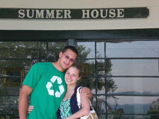 27 Fair Street Inn: Happy/cute couple at Summer House!
