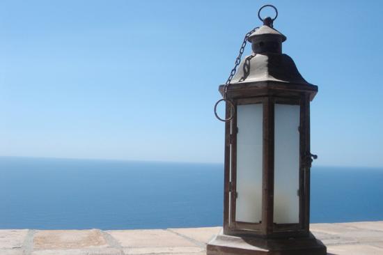 Hotel Villa Carlotta: View from the Breakfast Room