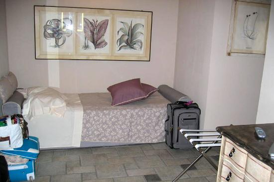 Hotel Villa Carlotta: Our Suite area1