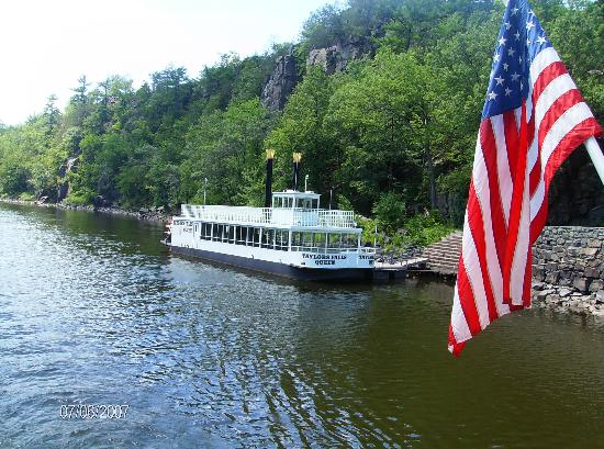 Taylors Falls, Миннесота: on the tour