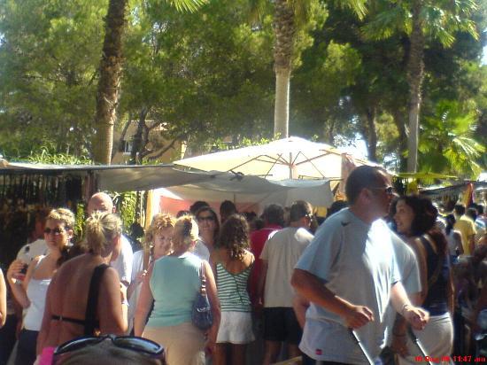Fiesta Hotel San Diego : Hippy Market