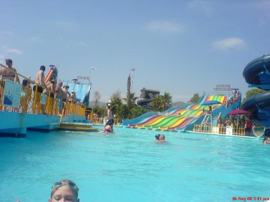 Fiesta Hotel San Diego : One of the excursions (water park)