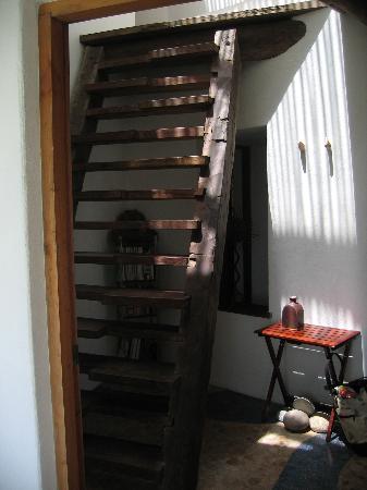 Mi Casa en Cozumel: in the Zapote room 4th floor penthouse