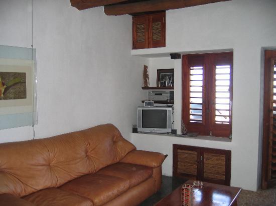 Mi Casa en Cozumel: Penthouse living room