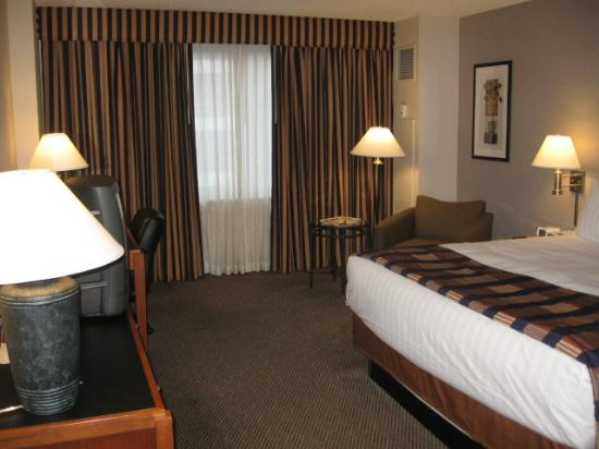 Hyatt Rosemont: Guest room