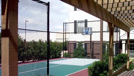 TownePlace Suites Dallas Arlington North : Sports court