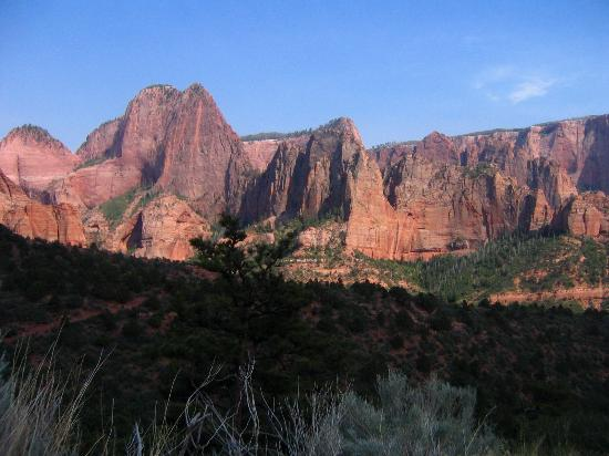 Comfort Inn & Suites: Zion National Park Kolub Canyons @Exit 40