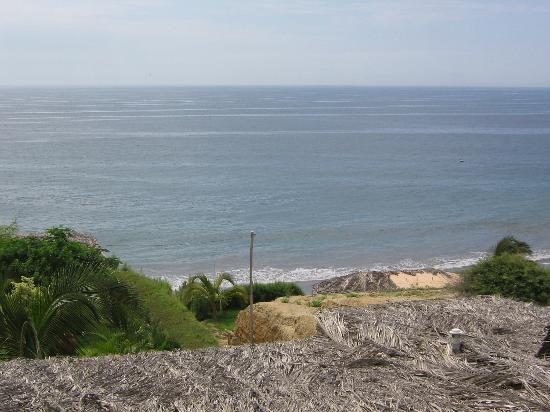 El Mirador de Vichayito: Desde nuestra terraza
