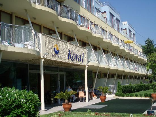 Hotel Koral: The hotel
