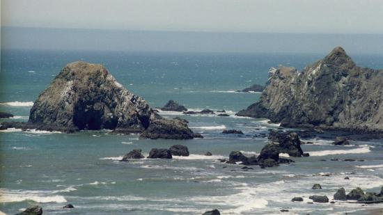 Sonoma County, Kalifornia: Goat Rock recreation area