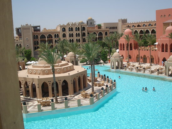 The Makadi Palace Hotel: piscine