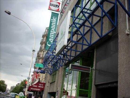 Campanile Paris Sud - Porte D'Orléans - Arcueil