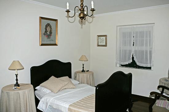 Quinta da Abelheira: Double bedroom