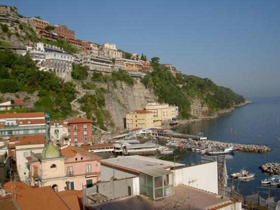 Coltur Suites: View from terrace