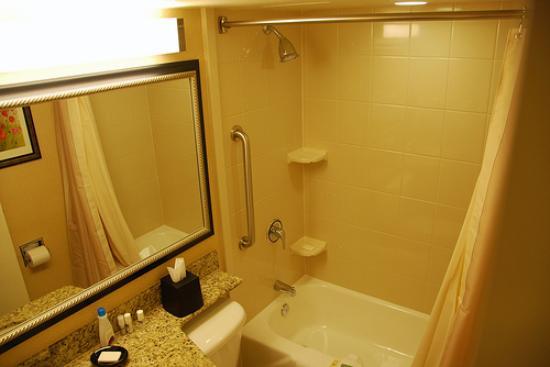 Courtyard Denver Cherry Creek: bathroom