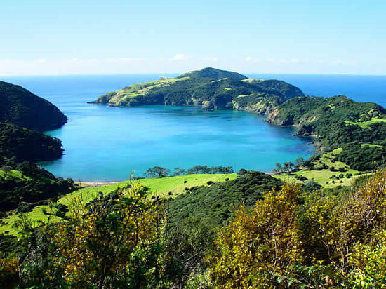 Russell, New Zealand: Nearby Hiking Destination
