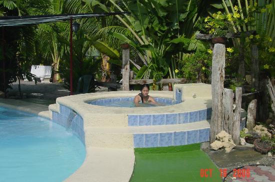 Остров Негрос, Филиппины: Jacuzzi