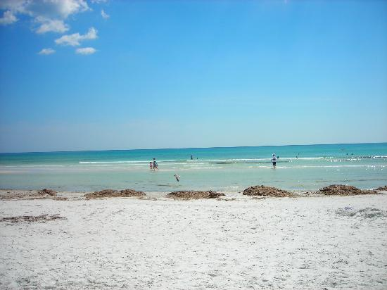 Captiva Beach Resort: Beautiful Beach