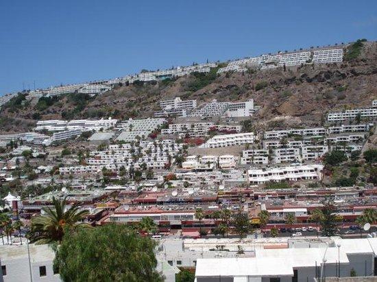 Apartamentos Castillo de Sol: View from the balcony