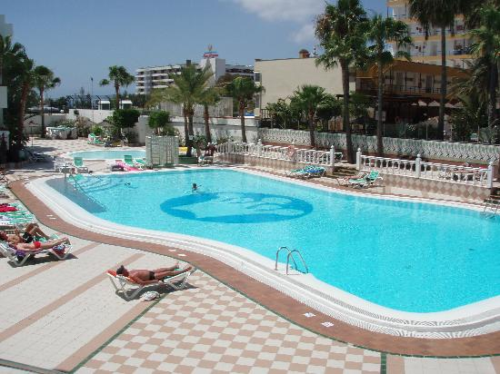 the pool picture of corona blanca playa del ingles tripadvisor. Black Bedroom Furniture Sets. Home Design Ideas