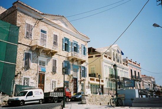 Guest House Ipatia: syros ipatia