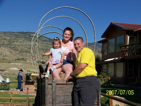 K3 Guest Ranch Bed & Breakfast: Family Fun for all!