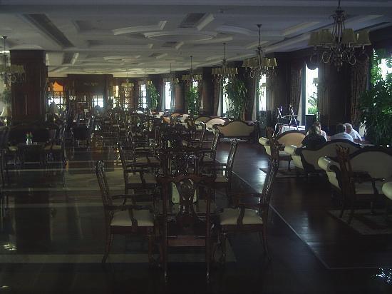 Delphin Palace Hotel : Lobby Bar