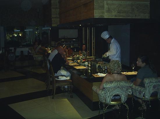 Delphin Palace Hotel : Sushi