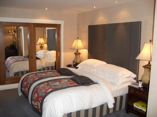 The Marcliffe Hotel and Spa: Marcliff Bed