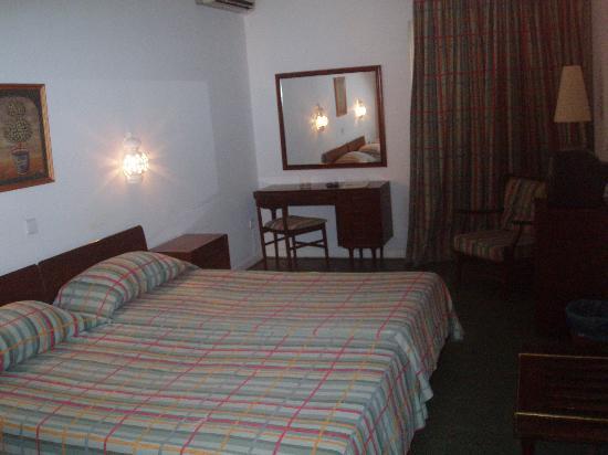 Vasco da Gama Hotel: room no view