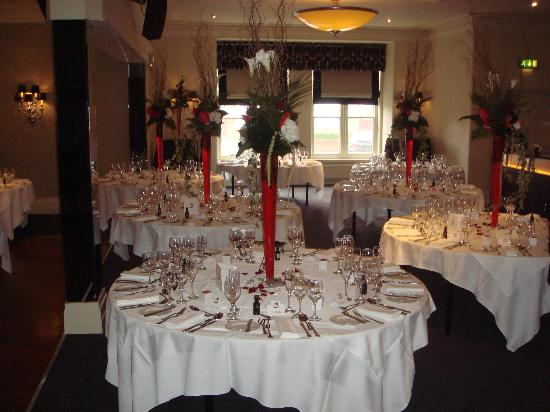 The Grand Hotel: St Annes Suite