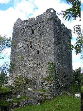 Craignure, UK: Castle Moy